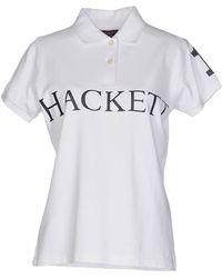 Hackett - Polo Shirt - Lyst