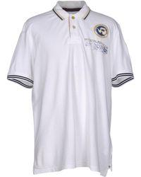 Napapijri - Polo Shirt - Lyst