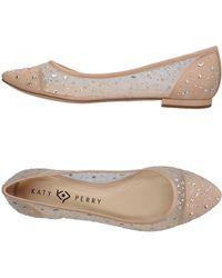 Katy Perry - Ballet Flats - Lyst