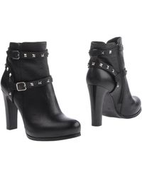 Emanuela Passeri - Ankle Boots - Lyst