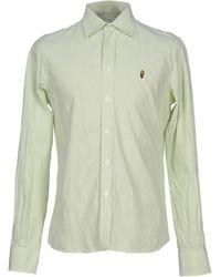 Cooperativa Pescatori Posillipo - Shirt - Lyst