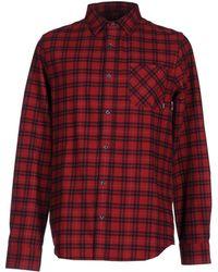 Nixon - Shirt - Lyst
