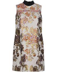 Jucca - Short Dresses - Lyst