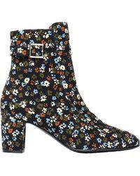 Newbark Ankle Boots - Black