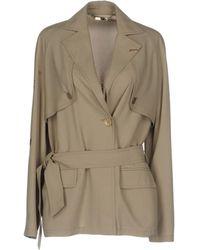 Les Copains | Overcoat | Lyst