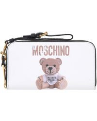Moschino - Wallet - Lyst