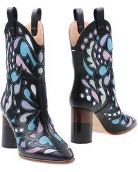 Maison Margiela - Ankle Boots - Lyst