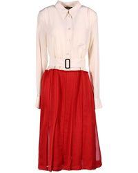 Sonia Rykiel - Short Dress - Lyst