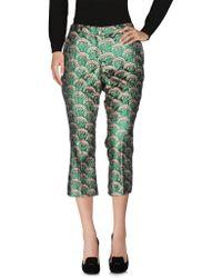 L'Autre Chose - 3/4-length Trousers - Lyst
