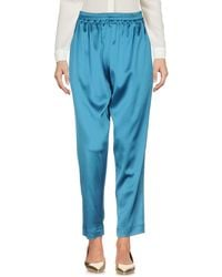 Gianluca Capannolo - 3/4-length Trousers - Lyst