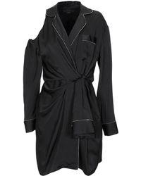 Alexander Wang - Short Dress - Lyst