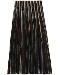 Adam Lippes - 3/4 Length Skirt - Lyst
