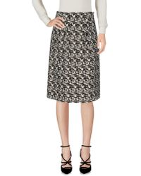 BGN - Knee Length Skirt - Lyst