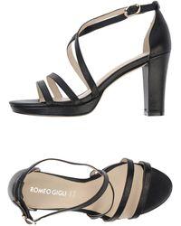 Romeo Gigli - High-heeled Sandals - Lyst