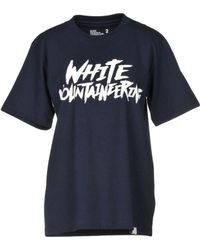 White Mountaineering - T-shirt - Lyst