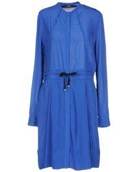 DIESEL | Short Dress | Lyst