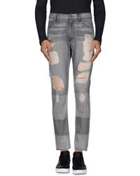 Tortoise - Denim Pants - Lyst