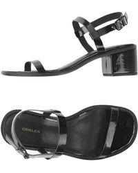Osklen - Sandals - Lyst
