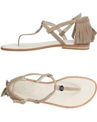 FOOTWEAR - Toe post sandals Dondup f961UfL
