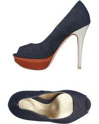 Key Té - Court Shoes - Lyst