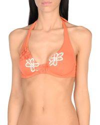 Raffaela D'angelo - Bikini Top - Lyst