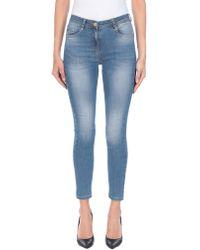 Pennyblack Denim Trousers - Blue
