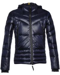 Officina 36 - Down Jacket - Lyst