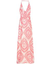 INTROPIA - Long Dress - Lyst