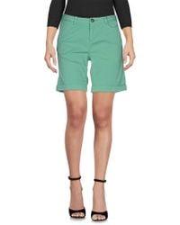 Refrigue - Bermuda Shorts - Lyst
