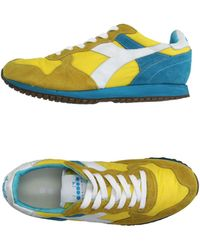 Diadora - Sneakers & Tennis shoes basse - Lyst