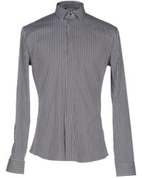 Les Hommes - Shirt - Lyst