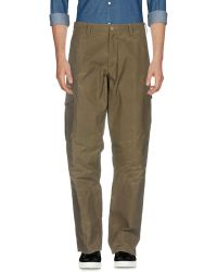 Fjallraven - Casual Trousers - Lyst