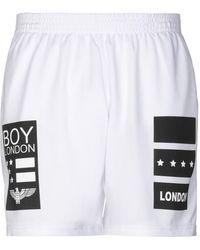 BOY London - Bermudas - Lyst
