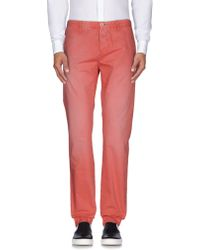 Jeckerson - Casual Trouser - Lyst