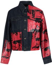 Andy Warhol - Capospalla jeans - Lyst