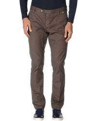 AT.P.CO - Casual Trousers - Lyst