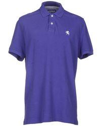 Express   Polo Shirt   Lyst