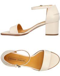 Veronique Branquinho | Sandals | Lyst