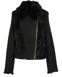 Yves Salomon - Jacket - Lyst