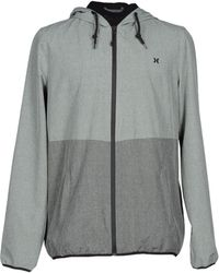 Hurley - Jacket - Lyst
