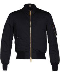 Burberry Brit - Down Jacket - Lyst