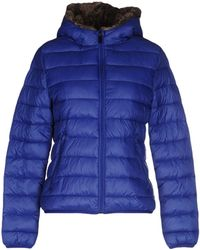 Miss Miss By Valentina - Down Jacket - Lyst