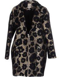 Dress Gallery - Overcoat - Lyst