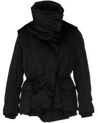 Donna Karan - Down Jacket - Lyst