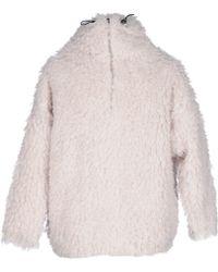 Golden Goose Deluxe Brand - Faux Fur - Lyst