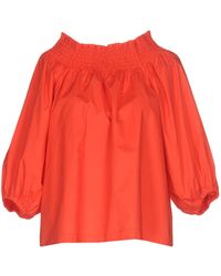 Brian Dales - Blouse - Lyst