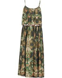 Relish - Long Dress - Lyst