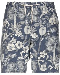 Scotch & Soda - Bermuda Shorts - Lyst