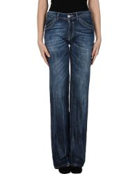 Gaudì Jeans - Denim Pants - Lyst