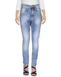 MNML Couture - Denim Pants - Lyst